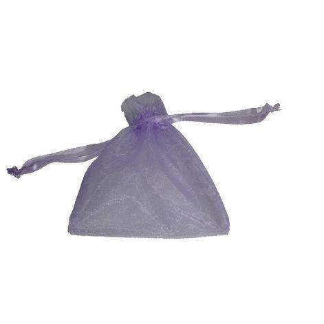 Bolsa violeta grande