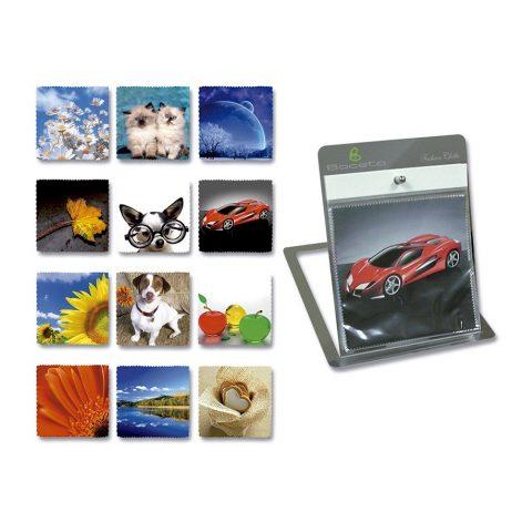 Pack gamuzas impresión digital